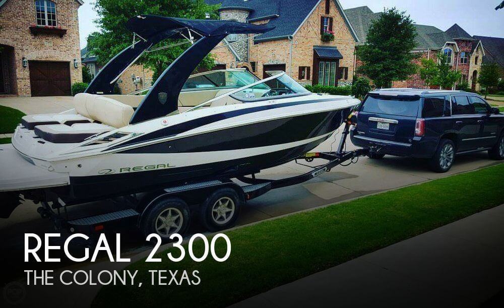 Used Regal Boats For Sale in Texas by owner | 2015 Regal 24