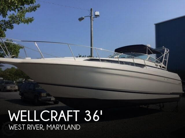 Used Wellcraft Boats For Sale in Maryland by owner | 1994 Wellcraft 36