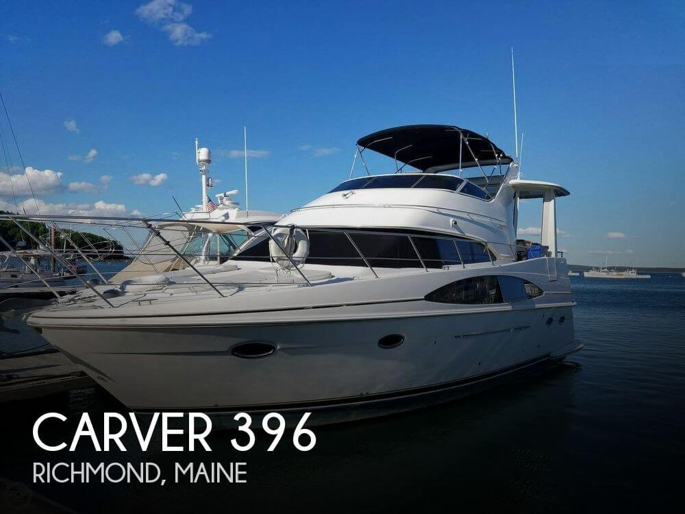 Used Carver Boats For Sale by owner | 2002 Carver 40