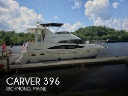 2002 Carver 396