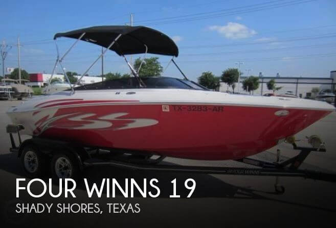 Used Four Winns Boats For Sale in Texas by owner | 2008 Four Winns 19