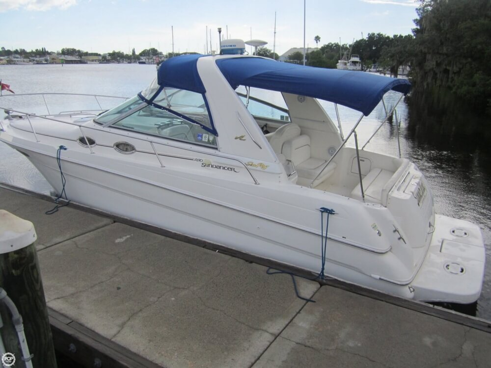 2000 Sea Ray 29 - Photo #1