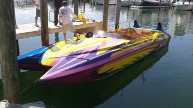 Sea Rocket 33, 33', for sale - $88,000