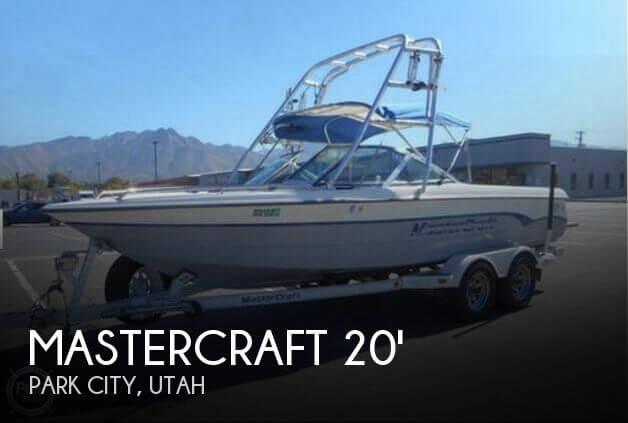 Used Boats For Sale in Ogden, Utah by owner | 1998 Mastercraft 20