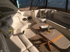 Spacious U-shaped Cockpit Seating