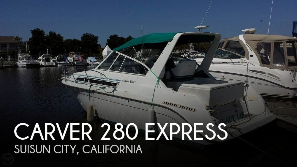 1986 Carver Riviera Boat Test & Review 608 | Boat Tests