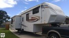 2012 Jayco Eagle Super Lite, Front Entry Side