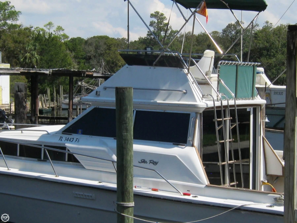 1980 Sea Ray 29 - Photo #4