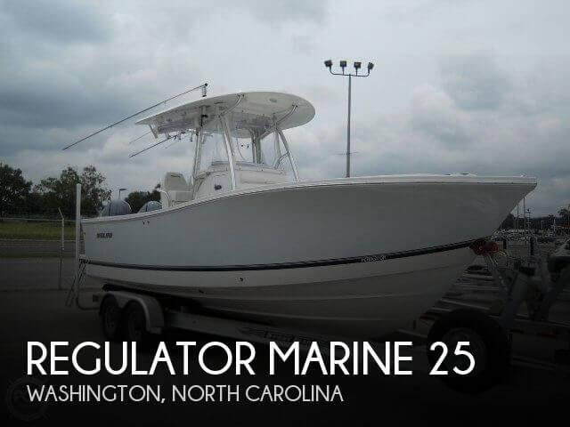 2015 Regulator Marine 25 - Photo #1