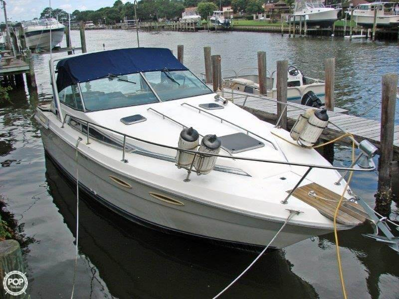 1988 Sea Ray 300 Weekender For Sale