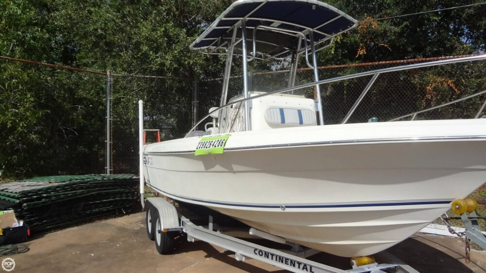 sold sea fox 217 cc boat in fort myers fl 115784 rh popyachts com Light Switch Wiring Diagram Light Switch Wiring Diagram