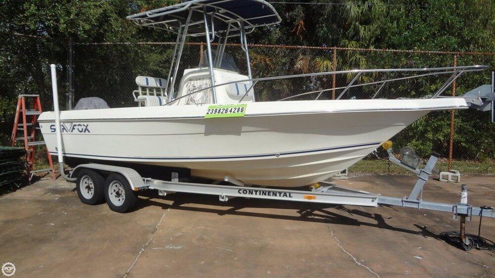 sold sea fox 217 cc boat in fort myers fl 115784 rh popyachts com Ceiling Fan Wiring Diagram Car Wiring Diagrams