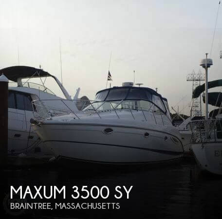 Used Maxum Boats For Sale by owner | 2005 Maxum 32