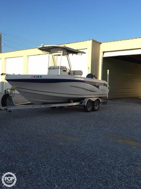 2013 Sea Chaser 21 - Photo #2