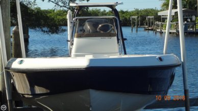 Action Craft 2002 Flats Pro, 20', for sale - $33,000