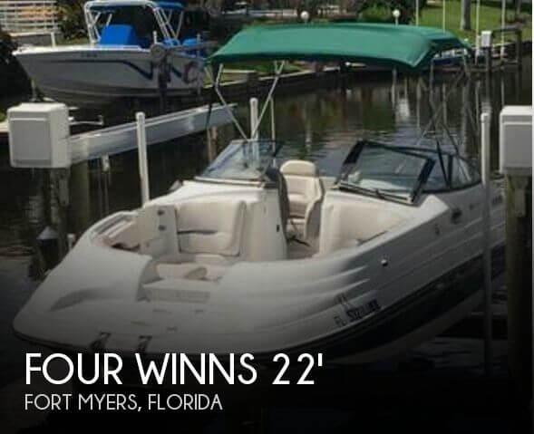 2001 Four Winns 22 - Photo #1