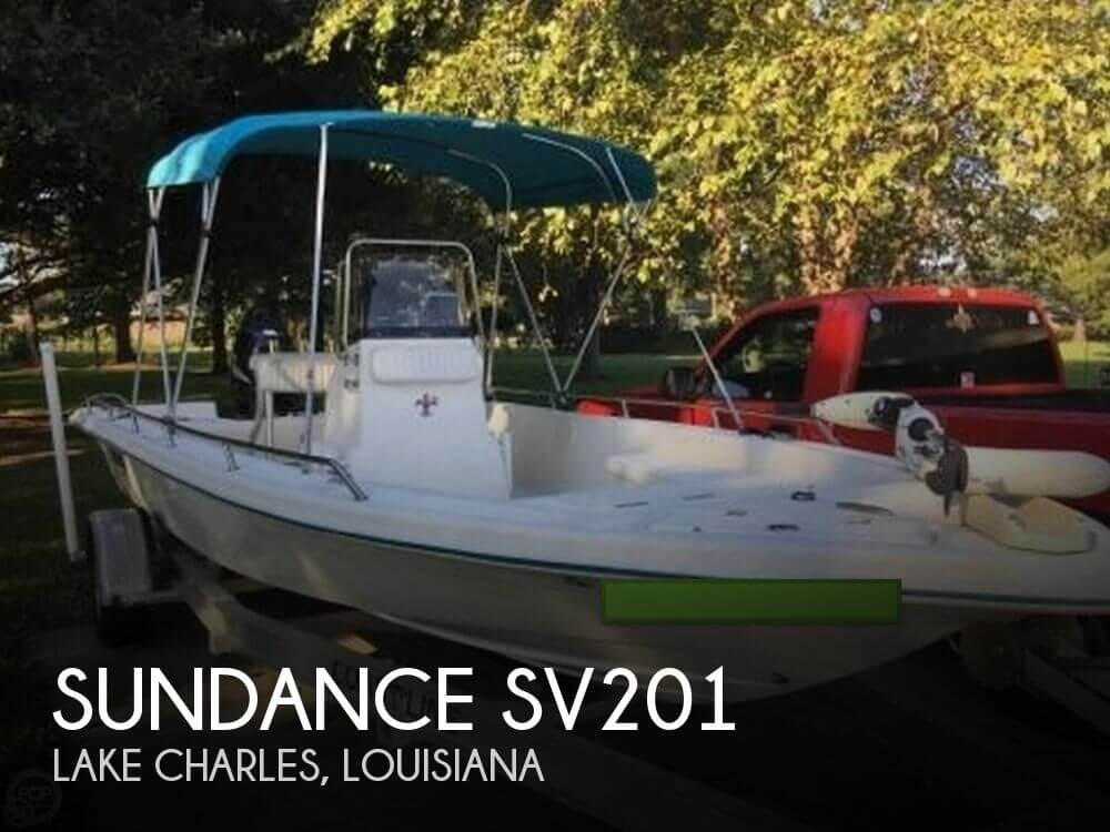 Canceled sundance sv201 boat in lake charles la 115963 for Lake charles fishing