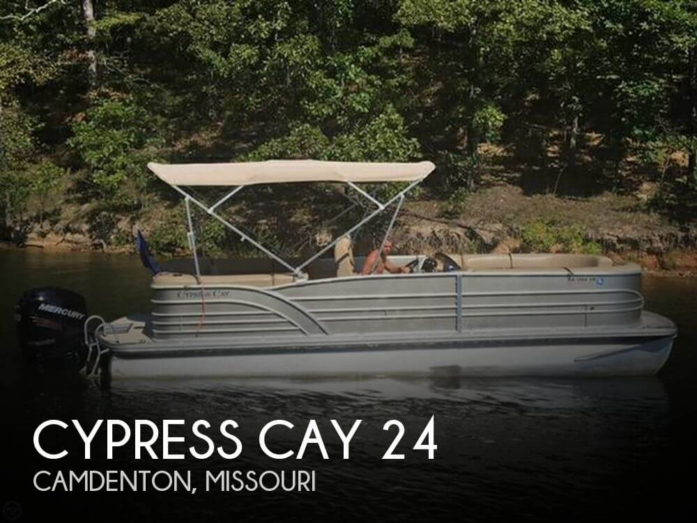 2014 CYPRESS CAY 24 for sale