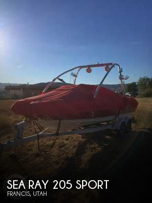 Used Boats For Sale in Ogden, Utah by owner | 2006 Sea Ray 21
