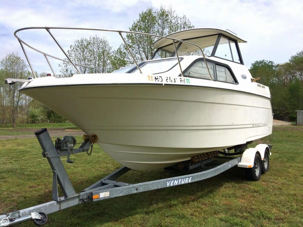 sold bayliner 2452 ciera boat in frankford de 116008 rh popyachts com 2003 Bayliner Models 2003 Bayliner 20 FT
