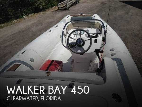 2013 WALKER BAY 450 for sale
