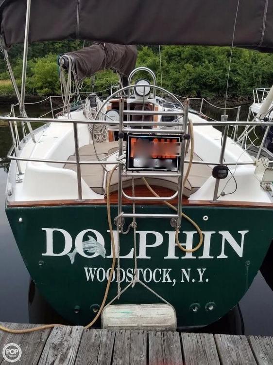 1984 Freedom Yachts 32 - Photo #1