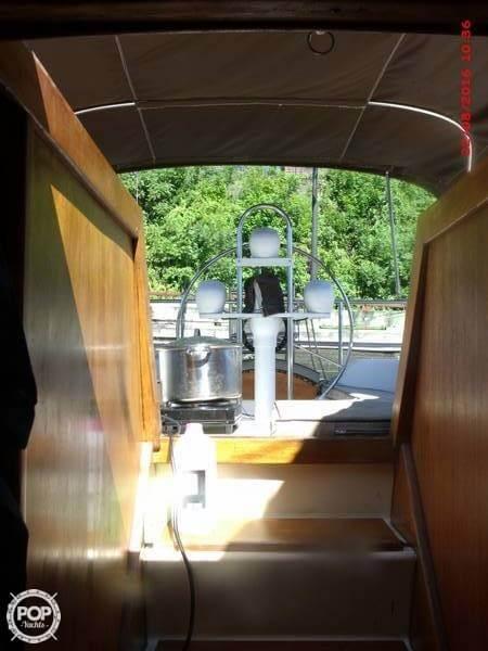 1984 Freedom Yachts 32 - Photo #4