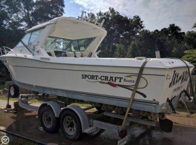 Sportcraft 252 Fishmaster, 27', for sale - $11,000