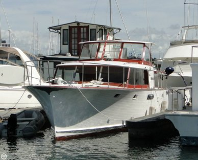 Stephens 36 Motoryacht, 36', for sale - $17,500