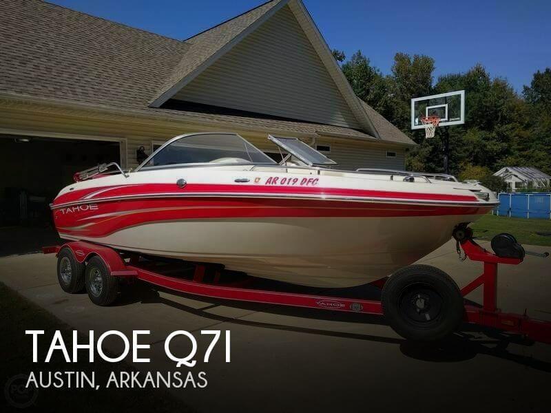for sale used 2006 tahoe q7i in austin arkansas boats for sale 2312381. Black Bedroom Furniture Sets. Home Design Ideas