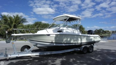Triton 2486 Walkaround, 25', for sale - $39,900