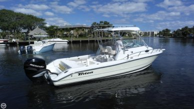 Triton 2486 Walkaround, 25', for sale - $41,500