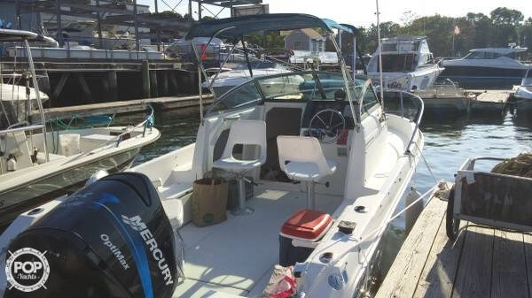1993 Sea Ray boat for sale, model of the boat is 21 Laguna WA & Image # 4 of 41