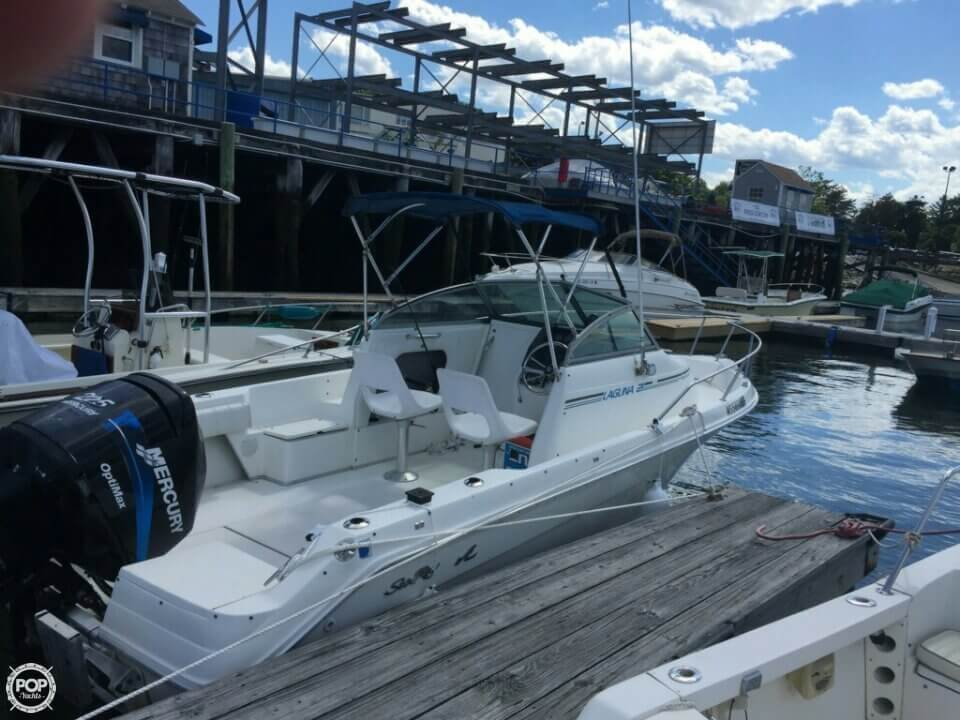 1993 Sea Ray boat for sale, model of the boat is 21 Laguna WA & Image # 5 of 41