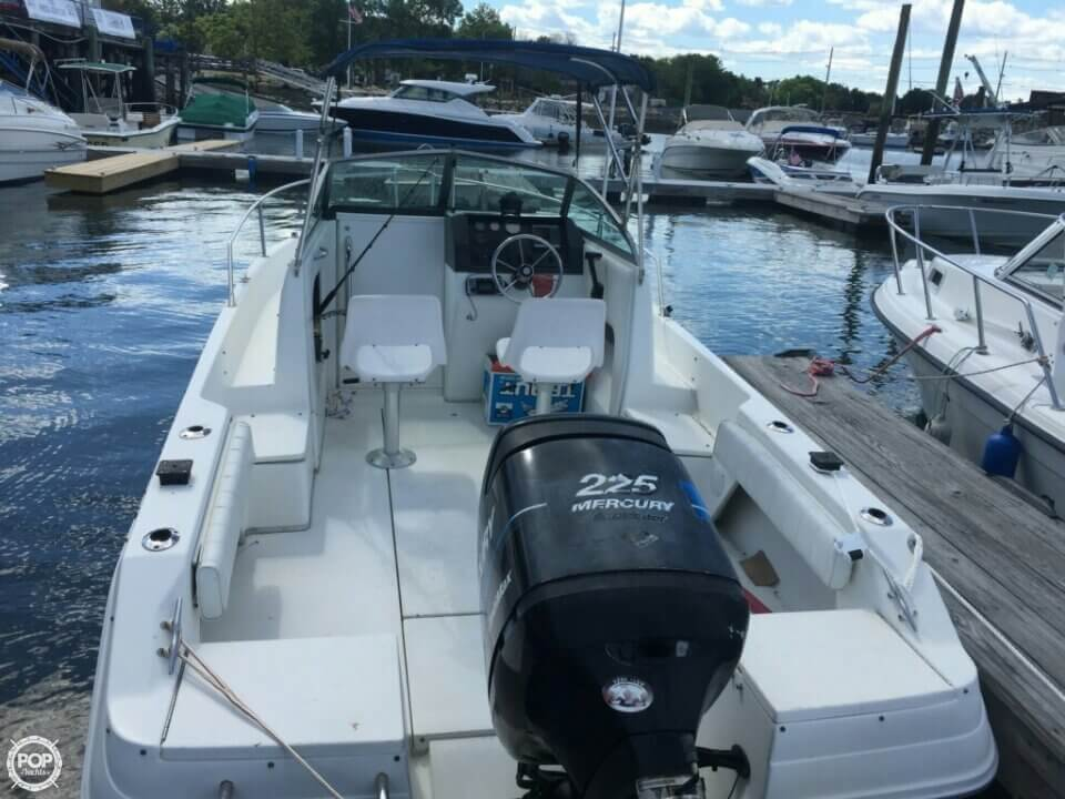 1993 Sea Ray boat for sale, model of the boat is 21 Laguna WA & Image # 6 of 41