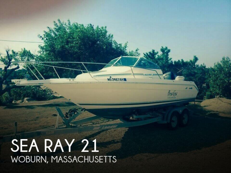 1993 Sea Ray 21 - Photo #1