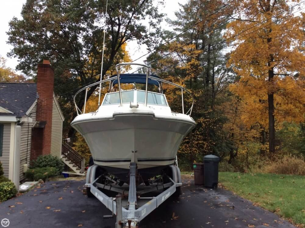 1993 Sea Ray boat for sale, model of the boat is 21 Laguna WA & Image # 9 of 41