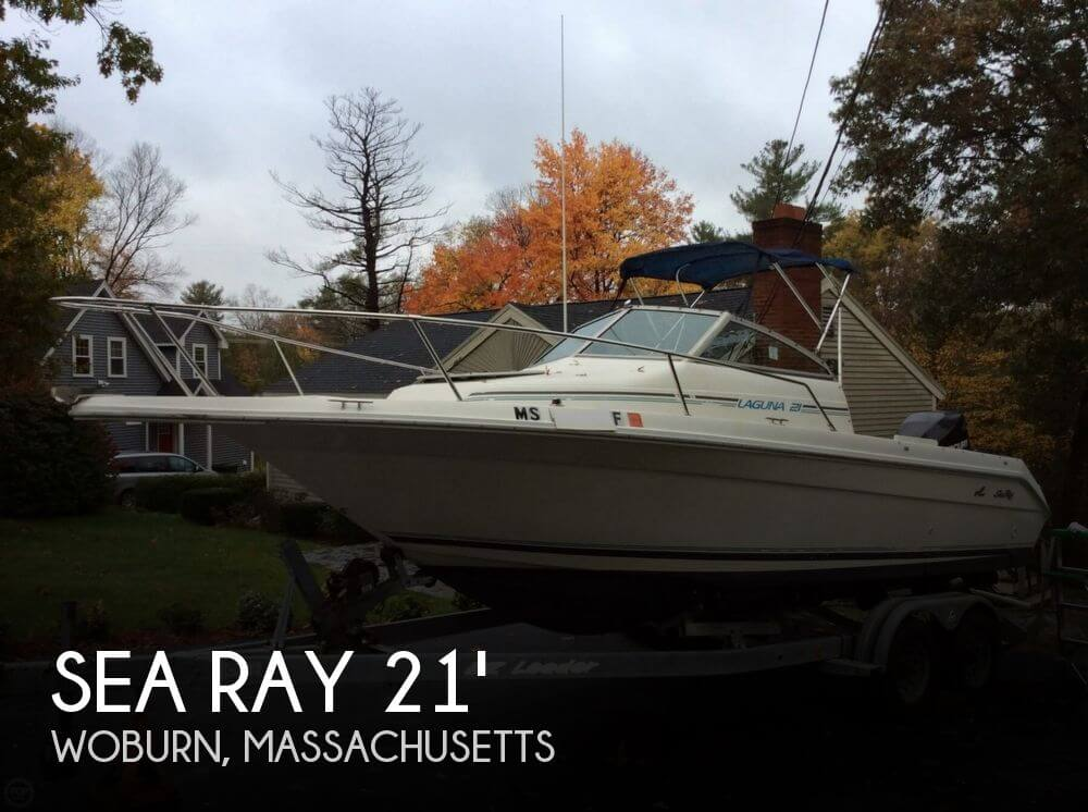 1993 SEA RAY 21 LAGUNA WA for sale