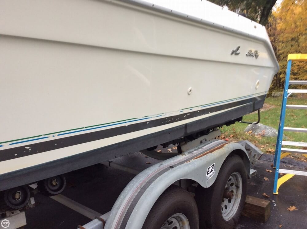 1993 Sea Ray boat for sale, model of the boat is 21 Laguna WA & Image # 19 of 41