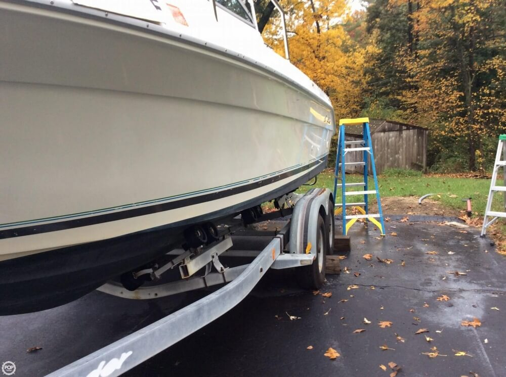 1993 Sea Ray boat for sale, model of the boat is 21 Laguna WA & Image # 20 of 41