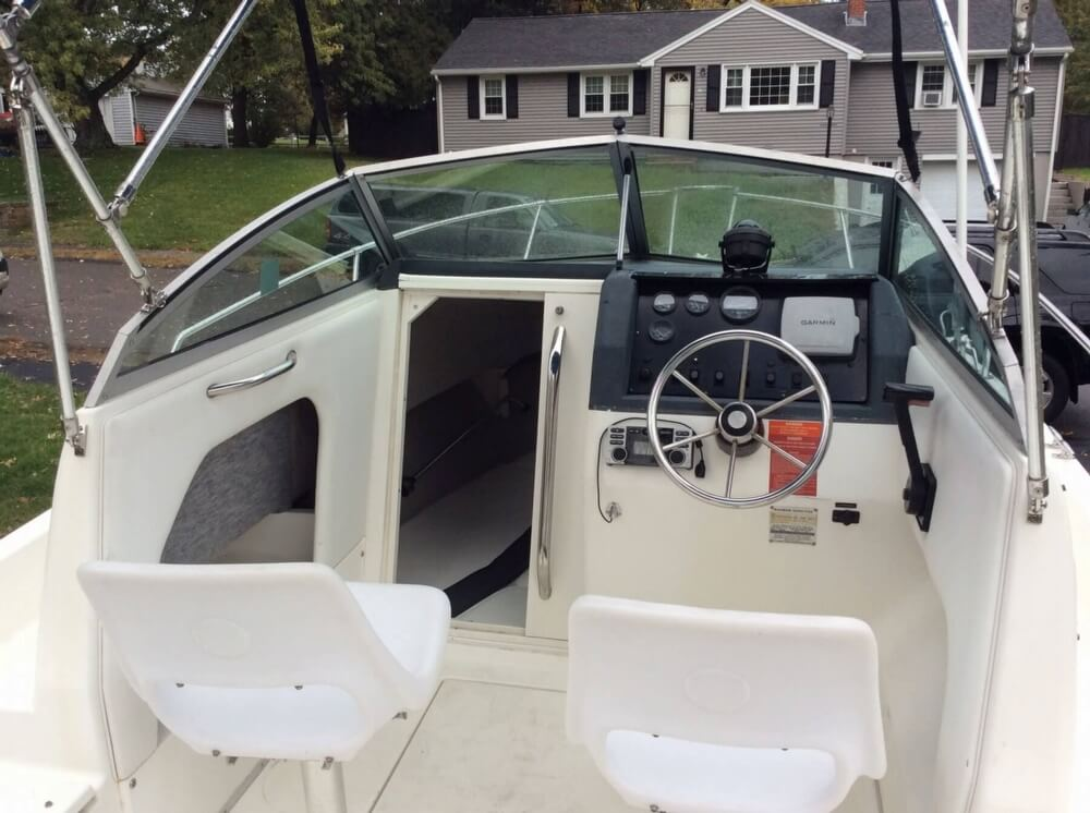 1993 Sea Ray boat for sale, model of the boat is 21 Laguna WA & Image # 24 of 41