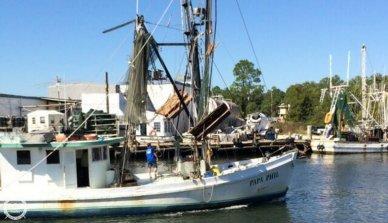 Shrimp Boat 43, 43', for sale - $38,900