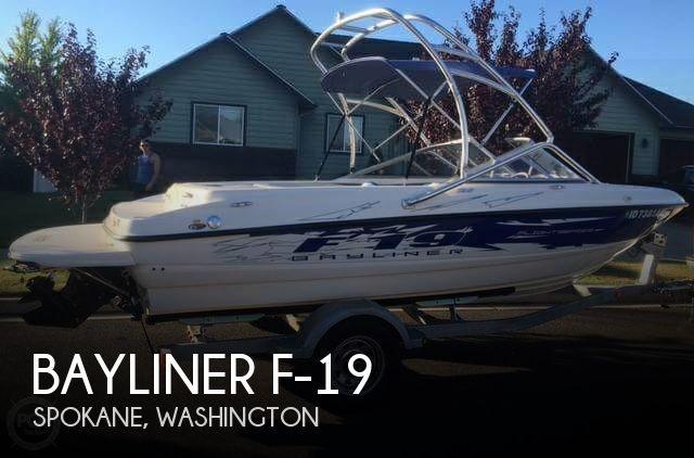 Used Bayliner 19 Boats For Sale by owner   2007 Bayliner 19
