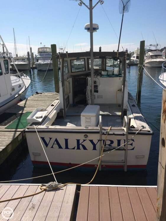 1986 Albin Yachts boat for sale, model of the boat is 27 & Image # 2 of 41
