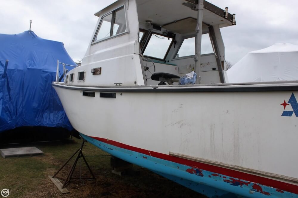 1986 Albin Yachts boat for sale, model of the boat is 27 & Image # 7 of 41