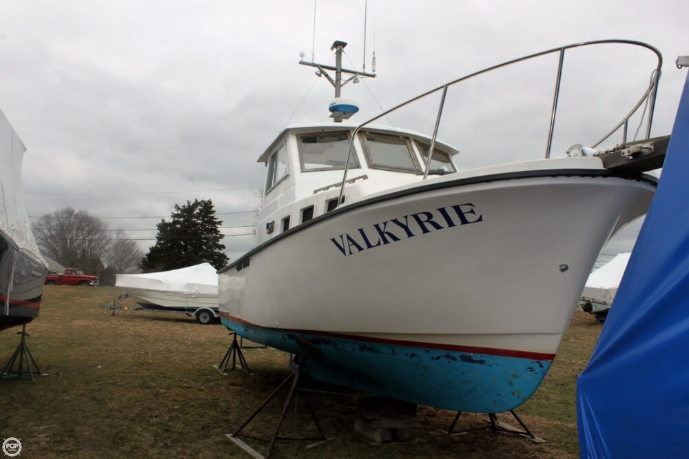 1986 Albin Yachts boat for sale, model of the boat is 27 & Image # 11 of 41