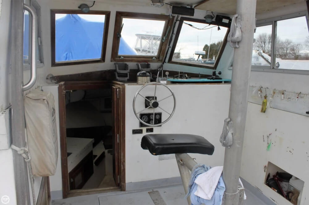 1986 Albin Yachts boat for sale, model of the boat is 27 & Image # 14 of 41