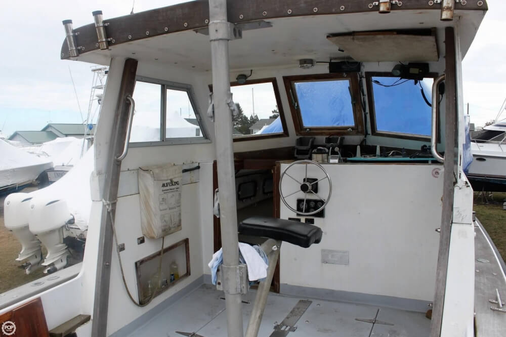 1986 Albin Yachts boat for sale, model of the boat is 27 & Image # 21 of 41