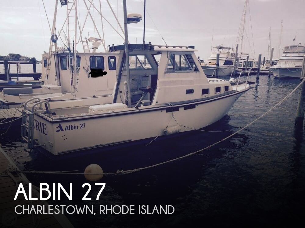 1986 Albin Yachts boat for sale, model of the boat is 27 & Image # 1 of 41