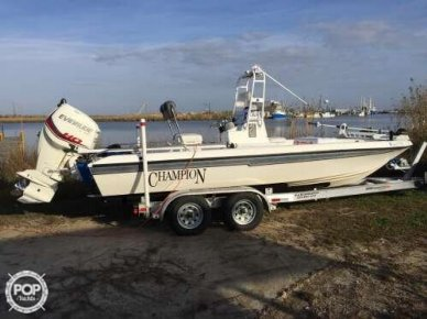 Champion 21 Bay Champ, 21', for sale - $33,000